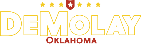 Oklahoma DeMolay Association Logo